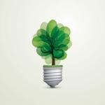 lightbulb tree